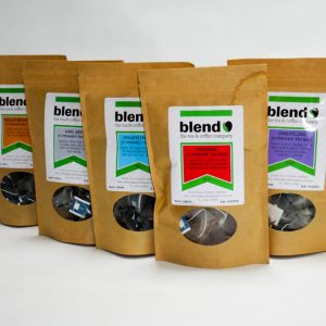 Pyramid Tea Bag Range