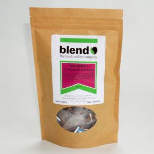 Red Berry Pyramid Tea Bags