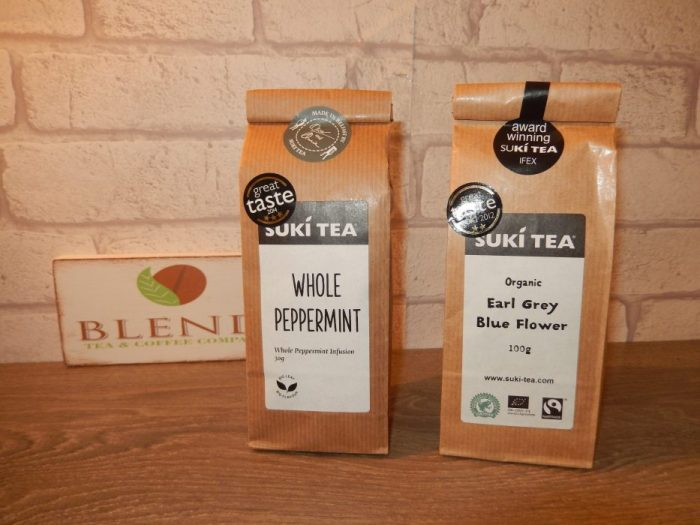 Suki Loose Leaf Goji Berry And Pomegranate Tea Blend Tea And Coffee