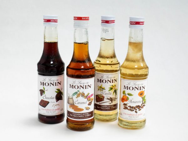 Monin 25cl Syrup